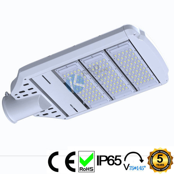 100LPW Efficiency Road Parking Lot Street Lights 150W LM80 Reports Available