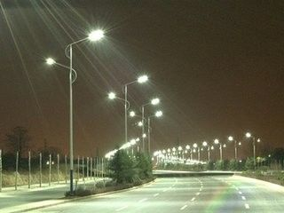 Metal Halide Outside Street Lamps Replacement 180W Lighting Long Lifespan