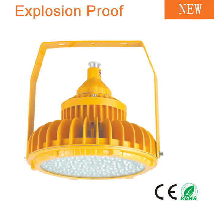IP67 200 Watt UFO Explosion Proof LED High Bay Lighting CLASS 1 Division II For Oil Exploration Place